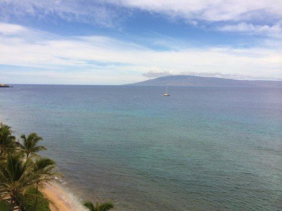 Aston Mahana at Kaanapali: View from Lanai