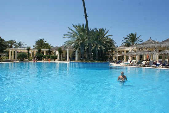 Djerba Golf Resort & Spa: Pool