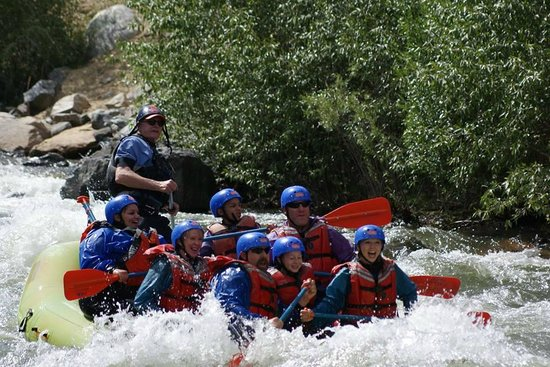 Mile Hi Rafting