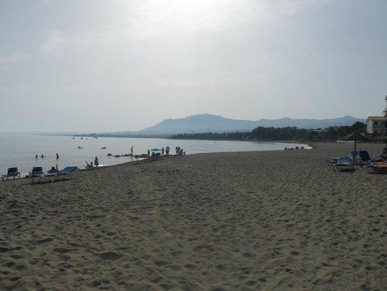 Sol Marbella Estepona Atalaya Park by Melia: Playa
