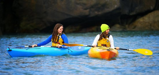 Dalkey, Ireland: Relaxing Kayak Tour