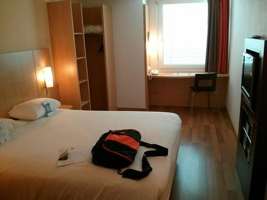 ibis Lausanne Centre : Great room
