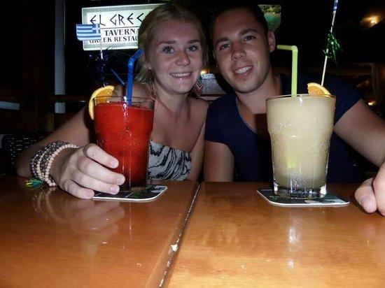 The Luna Bar : Heerlijke cocktails!!