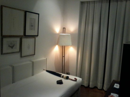 Hotel Pulitzer Roma: Single room