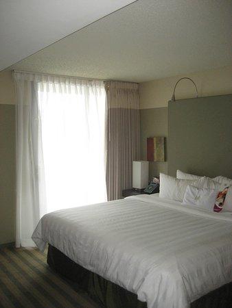 Crowne Plaza Chicago West Loop : King Bed Suite