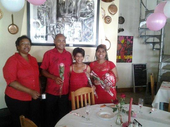 Kalfi's: Staff, George working at Kalfis for 16 years