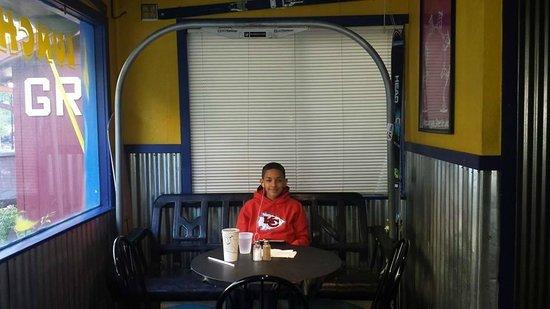 Mountain Buzz Cafe