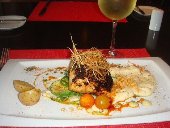 Club Regina Puerto Vallarta: Mahi mahi - catch of the day!