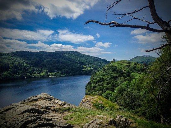 Snowdonia National Park: Llyn Gwynant