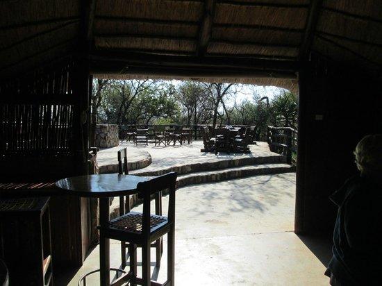 Shayamoya Tiger Fishing & Game Lodge: Boma