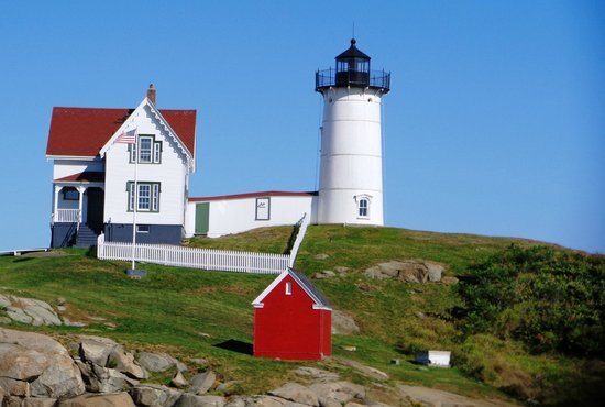 Cape Neddick Nubble Lighthouse: Nubble Light House