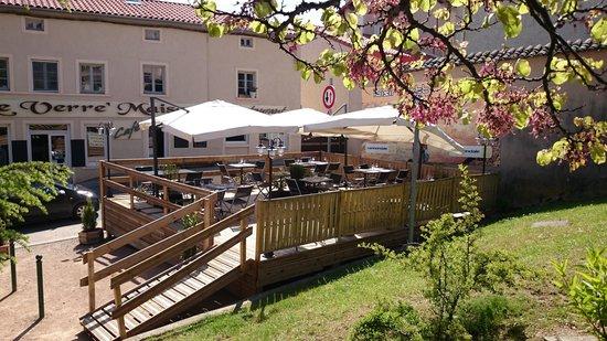 Le verre 39 maison pollionnay restaurant avis num ro de t l phone photos tripadvisor - Le verre maison ...