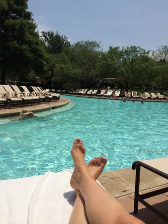 Four Seasons Resort and Club Dallas at Las Colinas : pool