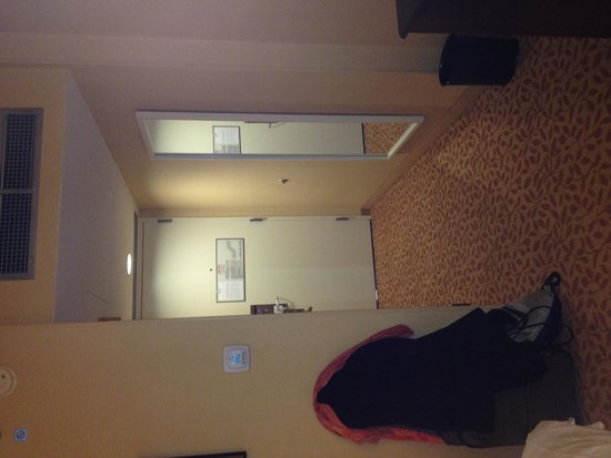 Crystal Gateway Marriott: King Room