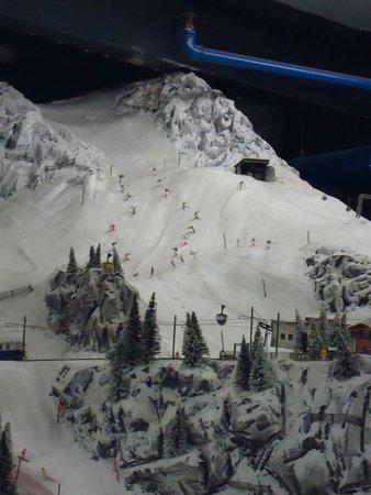 Miniatur Wunderland: Die Berge