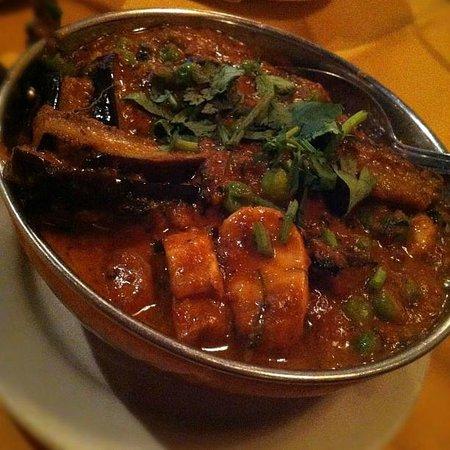 Mango Grove : Eggplant