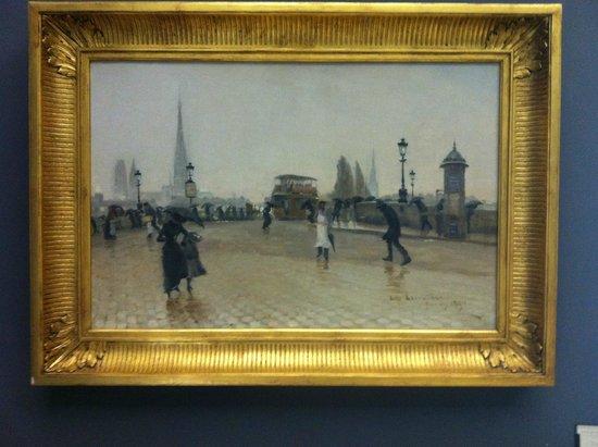 Musée des Beaux-Arts de Rouen : No flash pics OK