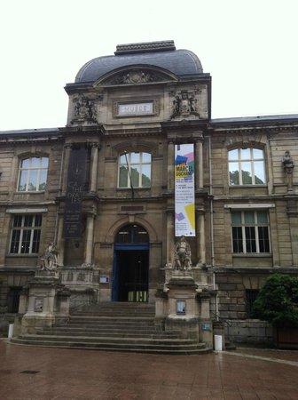 Musée des Beaux-Arts de Rouen : Musee des Beaux-Arts