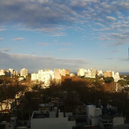 Dazzler Montevideo: View from the 8th floor