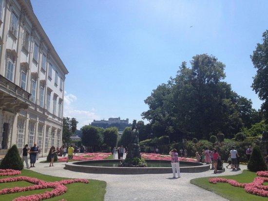 Apartments Wolf Dietrich: Mirabelle Gardens