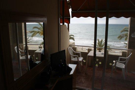 Hotel La Santa Maria: Вид из номера. Балкон