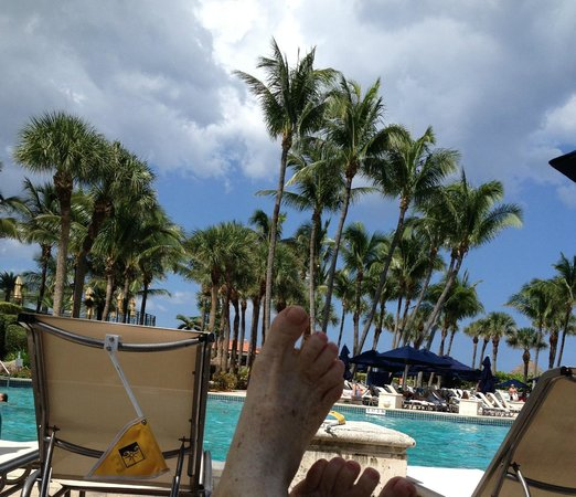 Fort Lauderdale Marriott Harbor Beach Resort & Spa: Fun in the Sun!