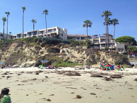 The Inn At Laguna Beach: Front of Hotel
