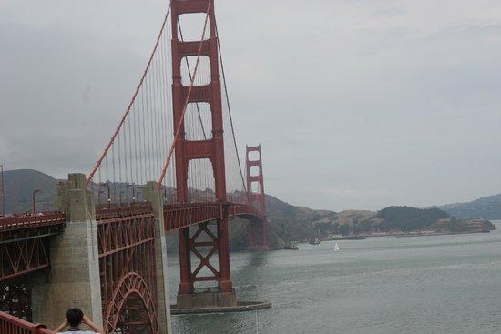 Big Bus Tours San Francisco : Golden Gate Bridge San Francisco, CA