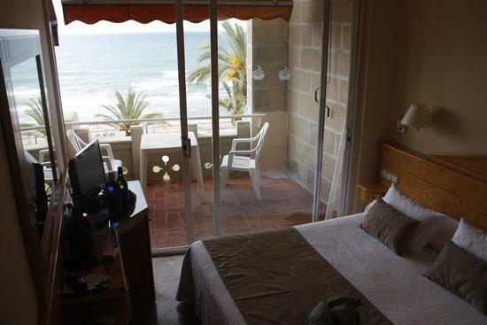 Hotel La Santa Maria: Номер