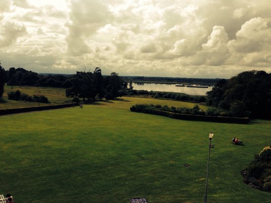 Bloomfield House Hotel, Leisure Club & Spa : From our window