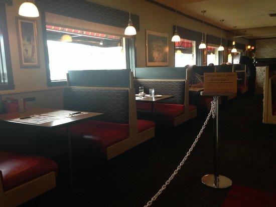 Restaurant Mustang : Inside the restaurant