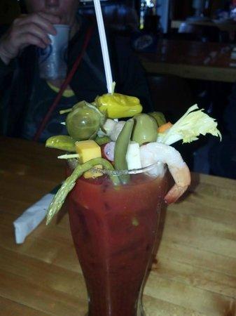 Honey Bear: the Bloody Mary!