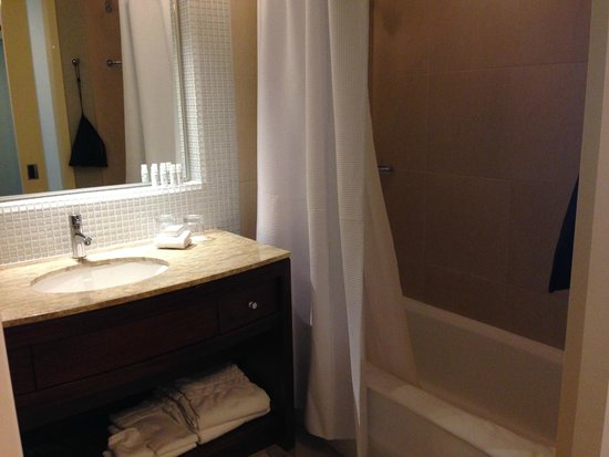 InterContinental San Francisco: bathroom
