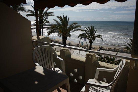 Hotel La Santa Maria: Вид из номера