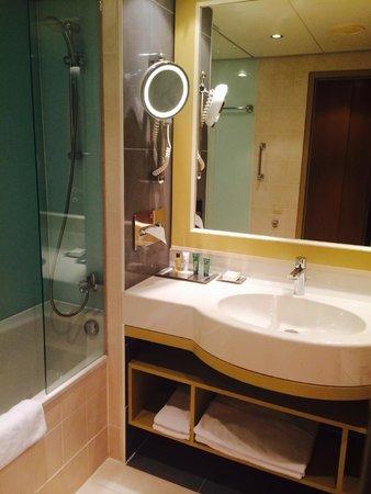 Hilton Prague Old Town: bathroom