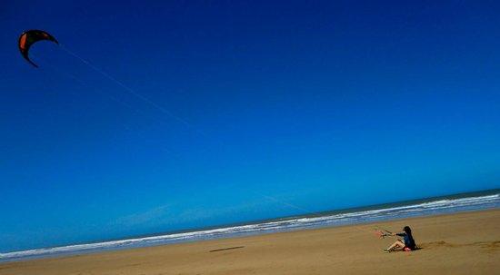 Kite & Surf Maroc: Learning kite surf :)