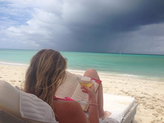 COMO Parrot Cay, Turks and Caicos: Perfect day