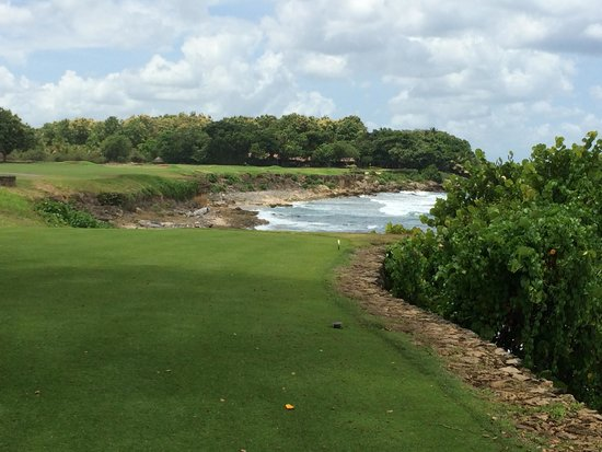 Casa de Campo Resort & Villas : Teeth of the Dog 17th