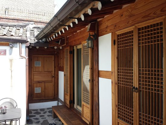 Sopoong Guest House: Side of Annex