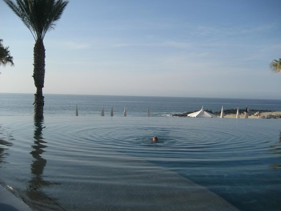 Hilton Los Cabos Beach & Golf Resort : beautiful infinity pool