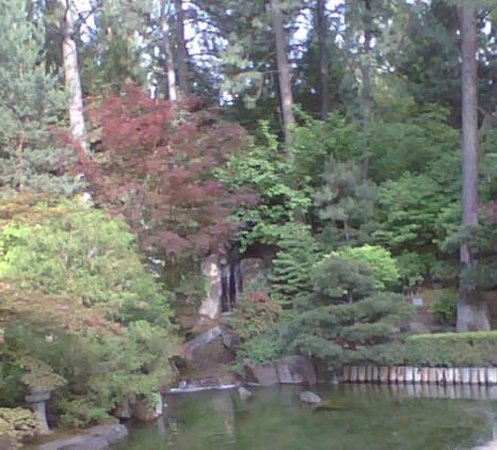 Manito Park: Japanese gardens
