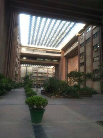 India Habitat Centre: The awe-inspiring building