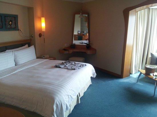 Shangri-La Hotel, Singapore: Room