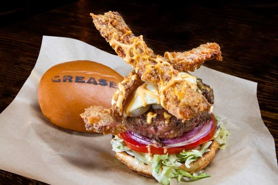 Grease Burger Bar Palm Beach Pet Friendly Restaurant