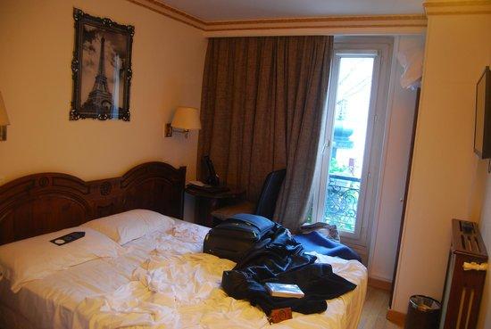 Minerve Hotel : Habitación 106