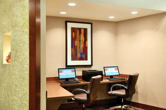 Hyatt Place Ft. Lauderdale Airport & Cruise Port: Business Center