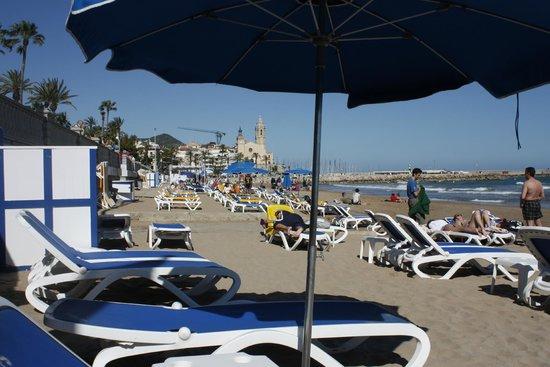Hotel La Santa Maria: Пляж / Beach