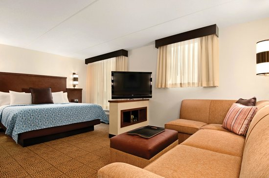 Hyatt Place Ft. Lauderdale Airport & Cruise Port: Studio