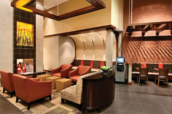 Hyatt Place Ft. Lauderdale Airport & Cruise Port: Lobby