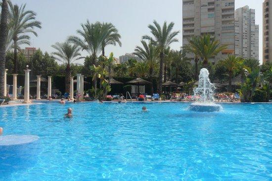 Sol Pelícanos Ocas: The pool